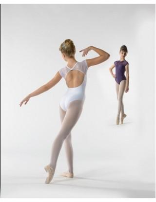 Justaucorps BERENICE ballet rosa