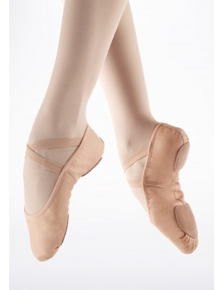 Demi pointe cuir SD 110 L superpro So dança