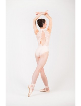Justaucorps AMELIE Ballet rosa