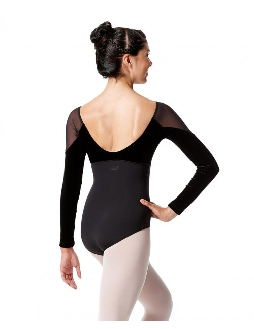 Justaucorps LUF 510 ROMINA Lulli dancewear