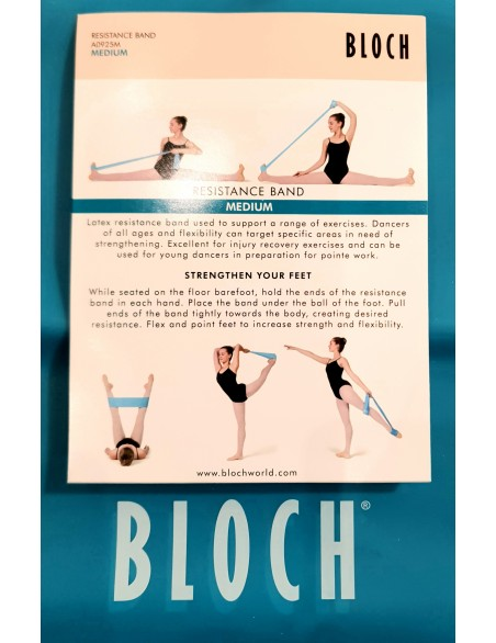 Elastic Band A0925 Bloch