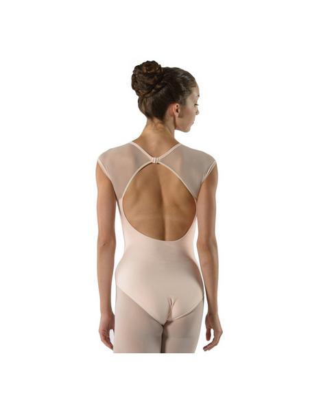 Justaucorps GLADYS Ballet Rosa