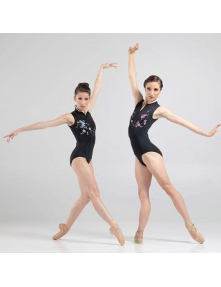 Justaucorps CIARAVOLA Ballet Rosa