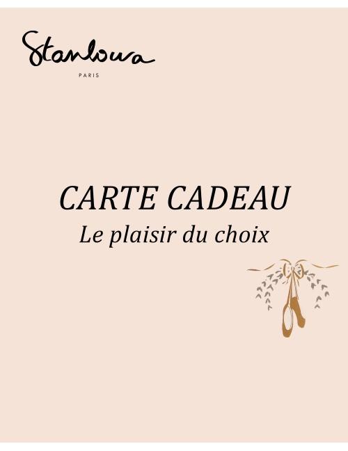 Carte Cadeau - Stanlowa Paris dès