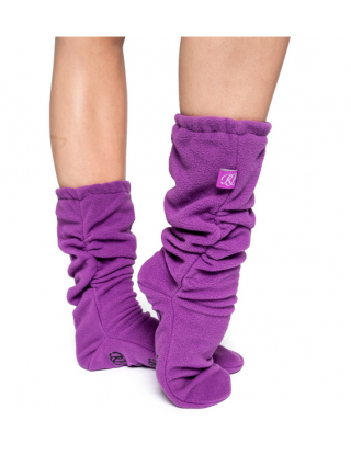 Chaussettes Warmup Booties RUSSIAN POINTE