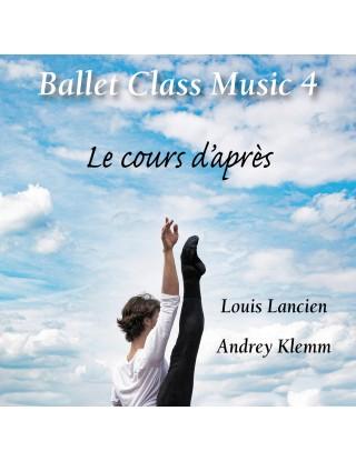 CD Le Cours D'Après - Andrey Klemm