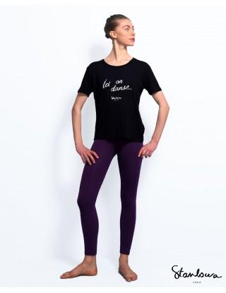"""T-shirt GALA """"Ici on danse"""" Stanlowa"""