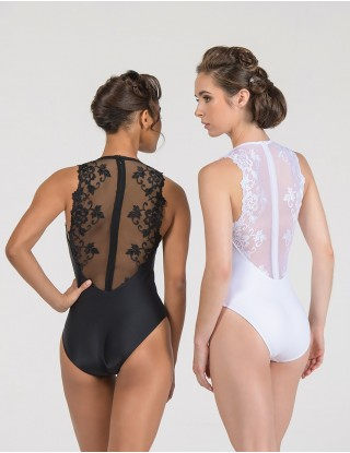 Justaucorps ESTHER - Ballet Rosa